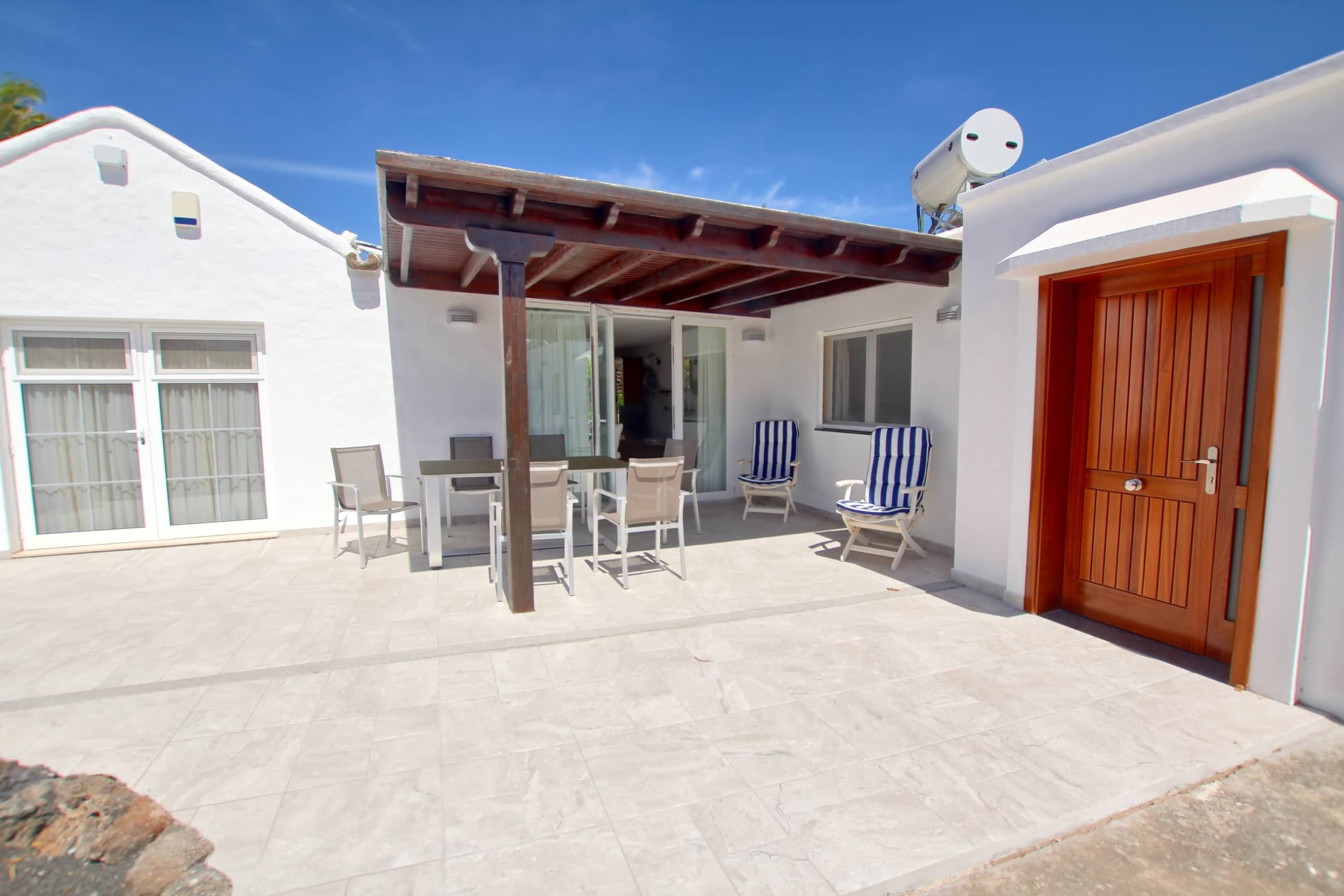 The Lodge - 3 Bedroom Boutique Villa - Los Mojones - Lanzarote -