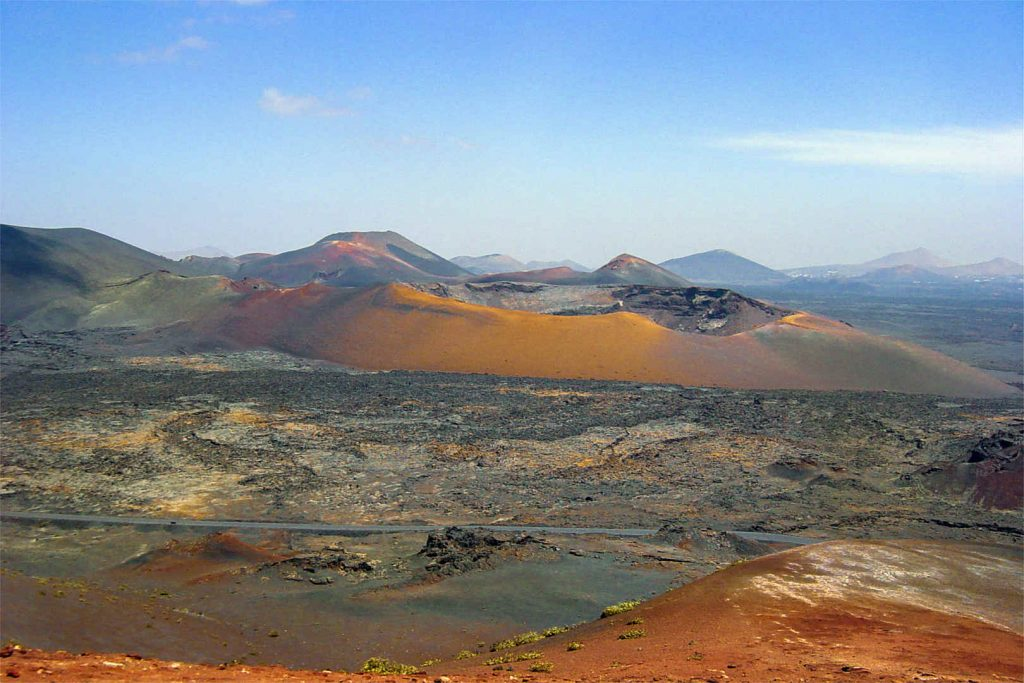 Quick Guide to Lanzarote - Volcanic Landscape Views