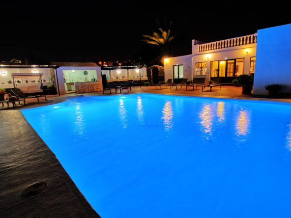 Villa Olivina - Lanzarote - Swimming Pool